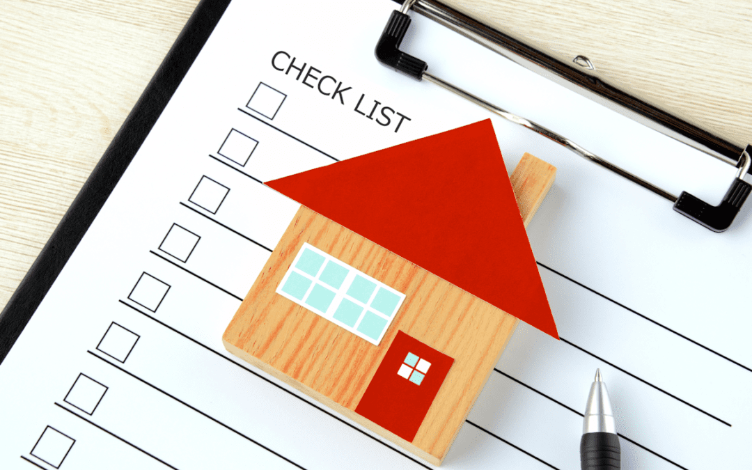 Checklist When Buying a Home
